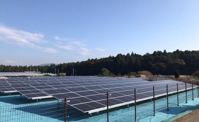 いなべ市Y社様太陽光発電所110.76kwシステム