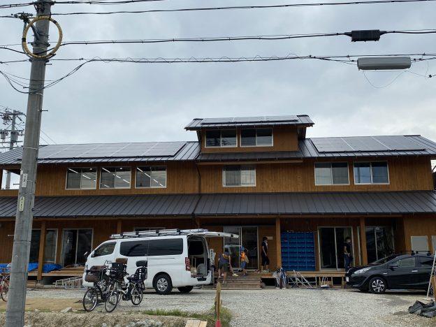 名古屋市児童館太陽光発電設置工事