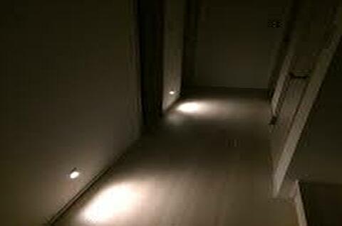 補助ライトの設置